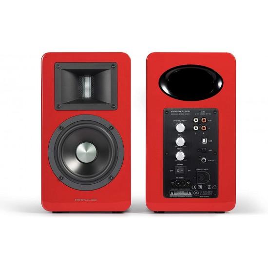 Тонколони Edifier A 100 AirPulse Black/Red